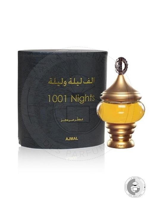 1001 Nights Coffret - Ajmal - La Galerie Des Parfums