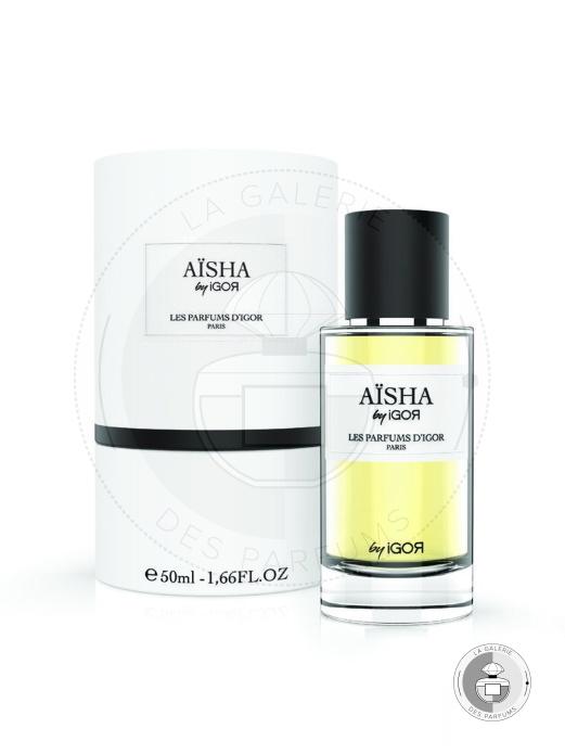 Aisha Coffret - Les Parfums d'Igor - La Galerie Des Parfums
