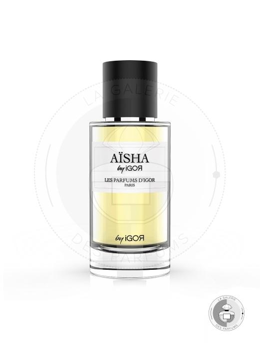 Aisha - Les Parfums d'Igor - La Galerie Des Parfums