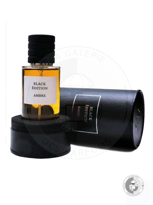 Ambre - Black Edition - La Galerie Des Parfums