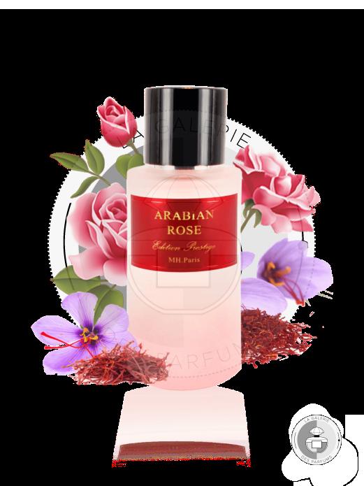 Arabian Rose Edition Prestige - M.A.H - La Galerie Des Parfums