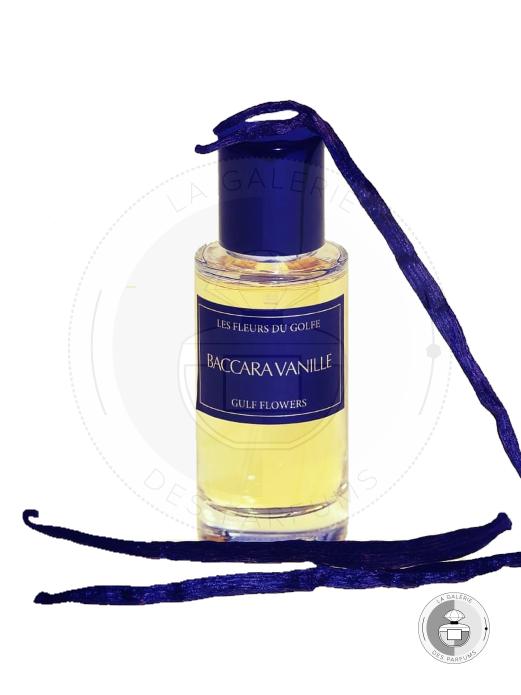 Baccara Vanille - Fleurs du Golfe - La Galerie Des Parfums