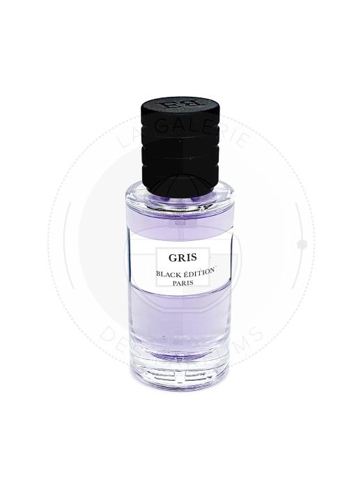 Gris - Black Edition - La Galerie Des Parfums