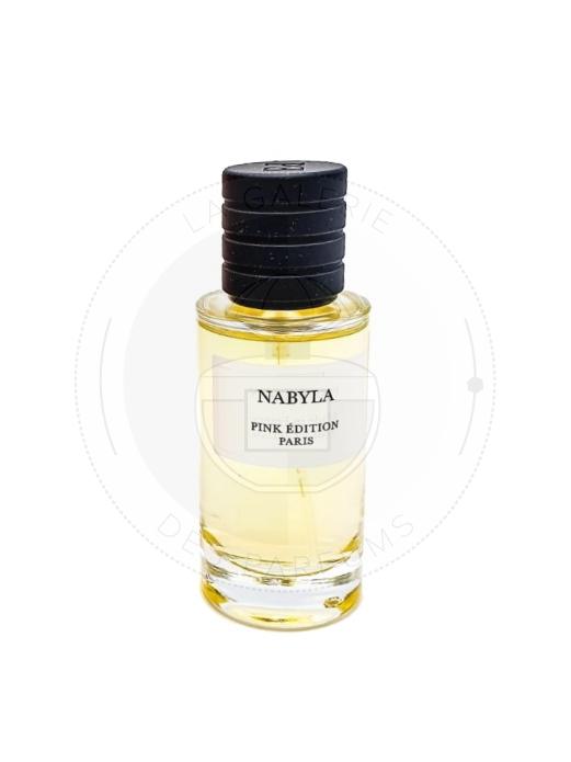 Nabyla - Black Edition - La Galerie Des Parfums