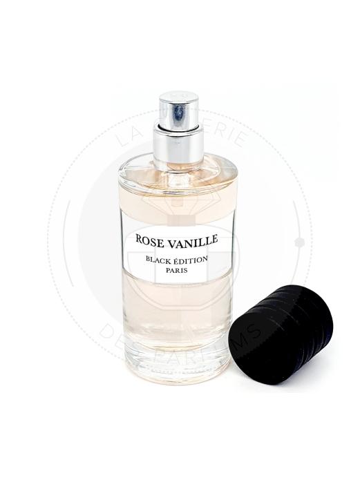 Rose Vanille 2 - Black Edition - La Galerie Des Parfums