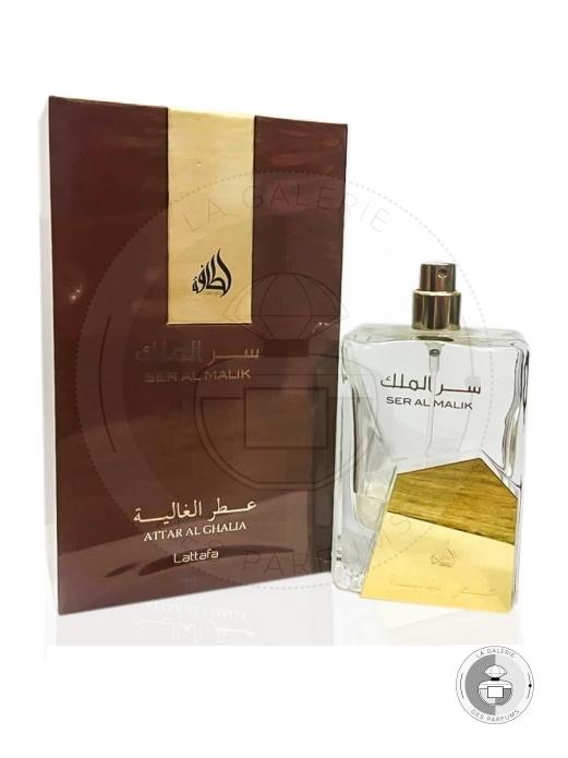 Ser Al Malik - Lattafa Perfumes - La Galerie Des Parfums