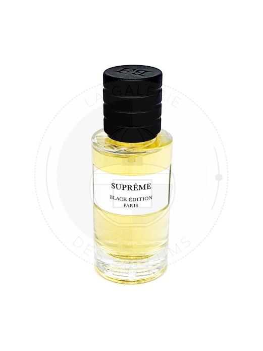 Suprême - Black Edition - La Galerie Des Parfums