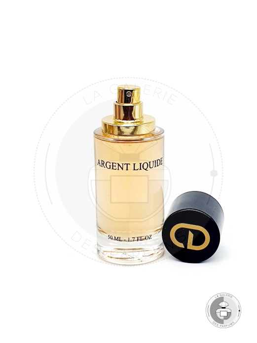 Argent Liquide - Crystal Dynastie - La Galerie Des Parfums