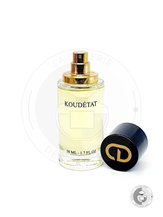 Koudétat - Crystal Dynastie - La Galerie Des Parfums