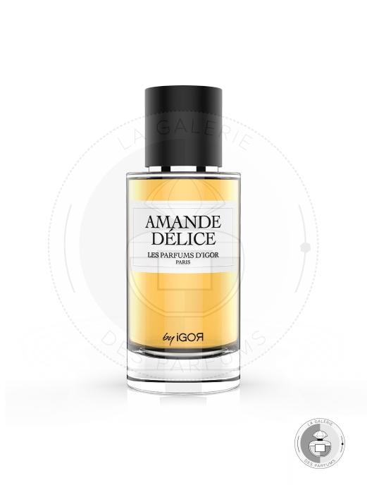 Amande de Délice - Les Parfums d'Igor - La Galerie Des Parfums