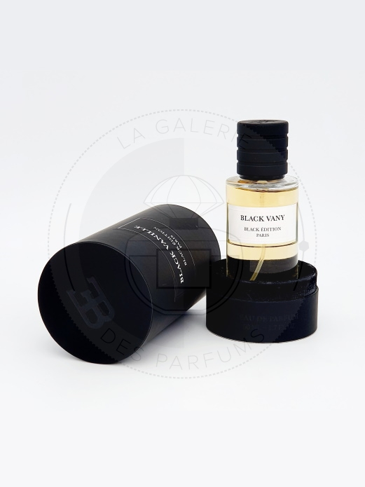 Black Vany Coffret - Black Edition - La Galerie Des Parfums