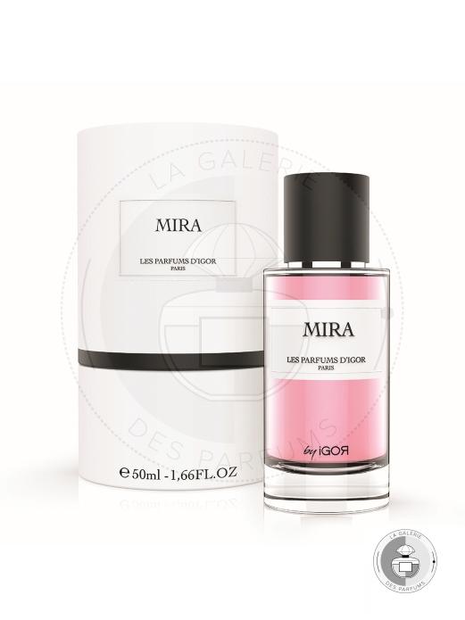 Mira Coffret - Les Parfums d'Igor - La Galerie Des Parfums