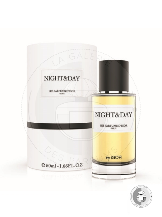 Night & Day Coffret - Les Parfums d'Igor - La Galerie Des Parfums