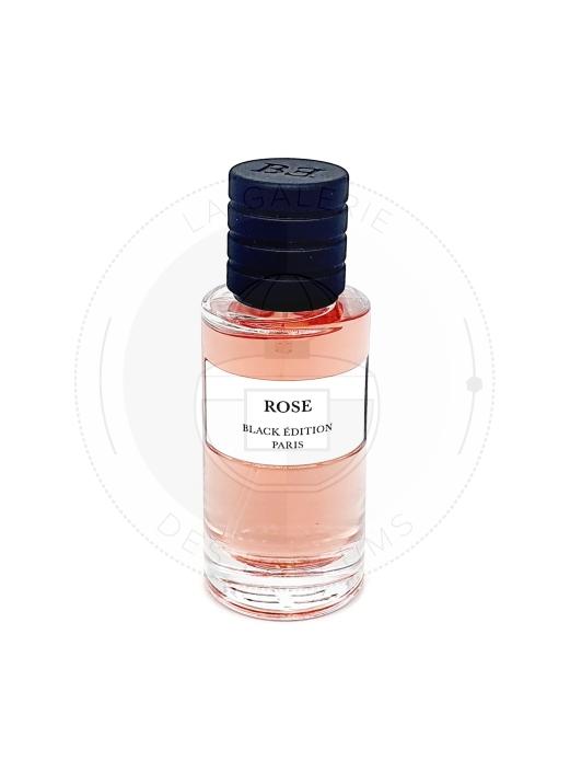 Rose - Black Edition - La Galerie Des Parfums
