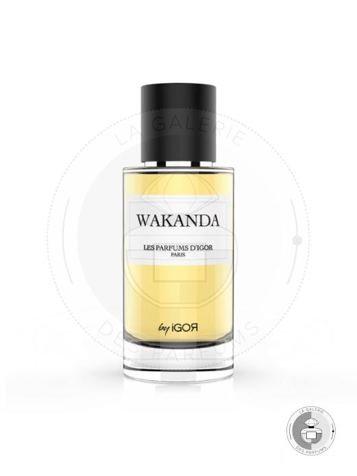 Wakanda - Les Parfums d'Igor - La Galerie Des Parfums